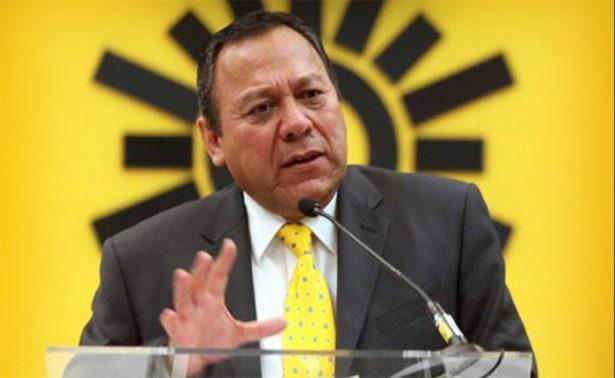 PRD impulsará Frente Amplio Legislativo con PAN y MC: Zambrano
