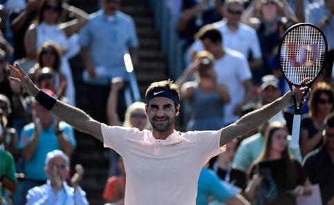 Roger Federer. Foto: Reuters