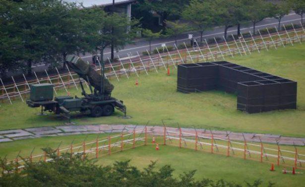 Japón moviliza misiles Patriot ante amenaza de Corea del Norte