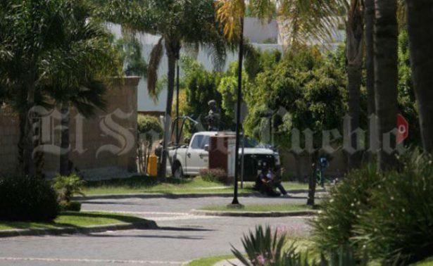 """Detienen a líder huachicolero en Puebla; sería """"El Toñín"""""""