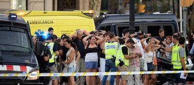 Mujer sobrevive a atentados de Londres, París y Barcelona
