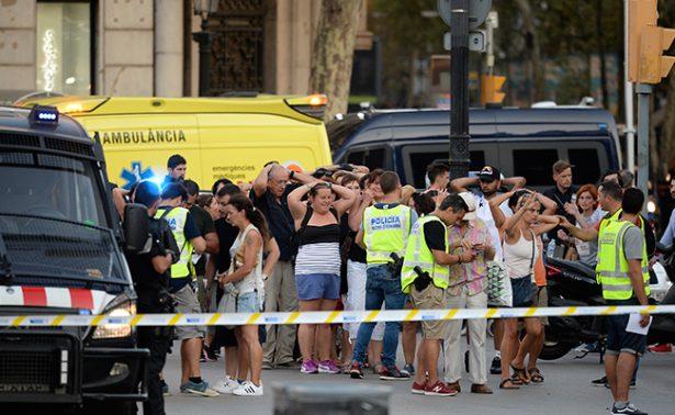 Australiana sobrevive a atentados de Londres, París y Barcelona