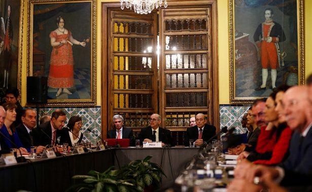 Cancilleres de 17 países exhortan a Venezuela a revertir Constituyente