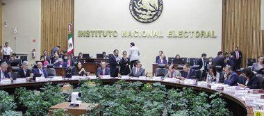 INE incrementa presupuesto a partidos políticos