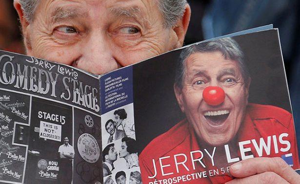 Muere Jerry Lewis, icono de la comedia en EU, a los 91 años
