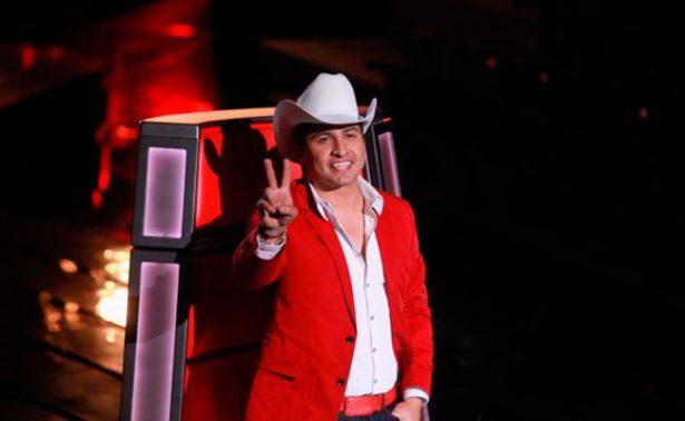 Julión fuera de La Voz Kids por presuntos nexos con el narco