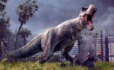 Checa el avance del videojuego de Jurassic World