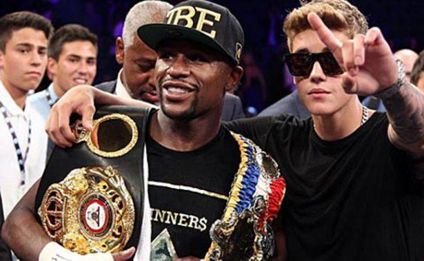 Justin Bieber ahora es enemigo mortal de Mayweather