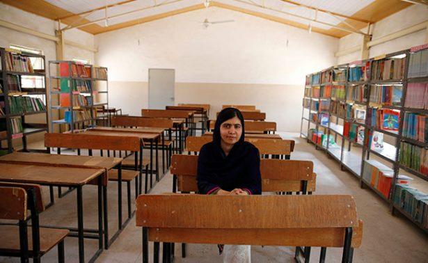 Malala, emocionada porque estudiará en Oxford