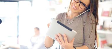 Las mujeres lideran tres de cinco empresas