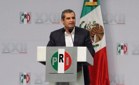 Se actualiza el PRI para elección 2018