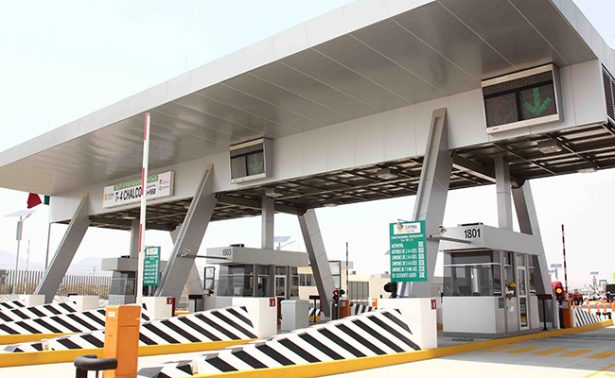 OHL sube tarifas del segundo piso Viaducto Bicentenario