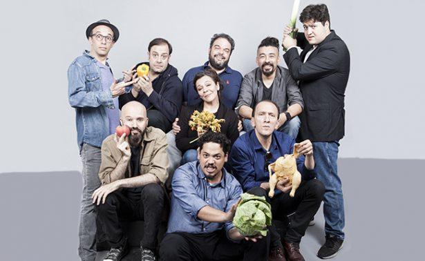 Fernando Bonilla y Alberto Lomnitz dirigen liga de improvisación