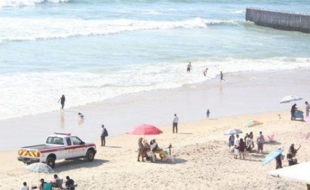Ebrios y exhibicionistas, los problemas en Playas de Tijuana