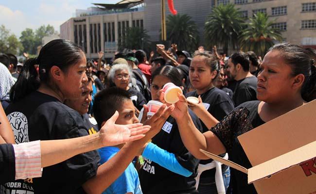 Iztapalapa supera récord mundial de personas comiendo helado