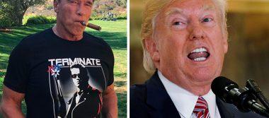 """[Video] """"No hay dos lados en el odio"""", critica Schwarzenegger a Trump"""