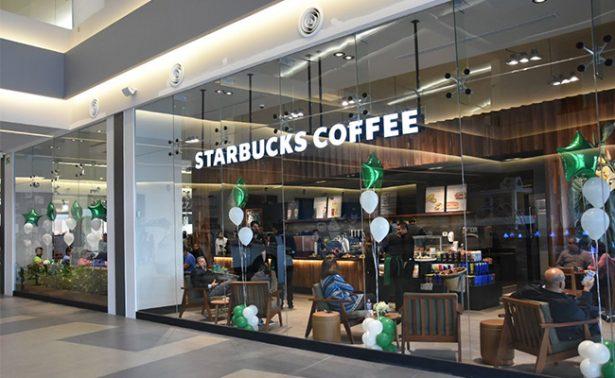 ¡Furor en Tlaxcala, con bombo y platillo abren su primer Starbucks!