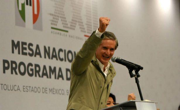 PRD y Morena piden, de nuevo, anular elección y frenar triunfo de Del Mazo