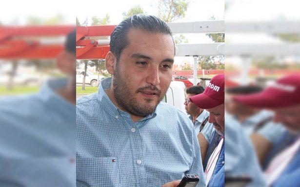 Aldo Ruiz Sánchez nombrado como coordinador estatal del gobierno entrante de AMLO