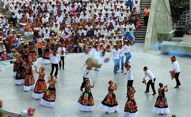 Las fiestas de la Guelaguetza se realizarán los lunes 17 y 24 de julio