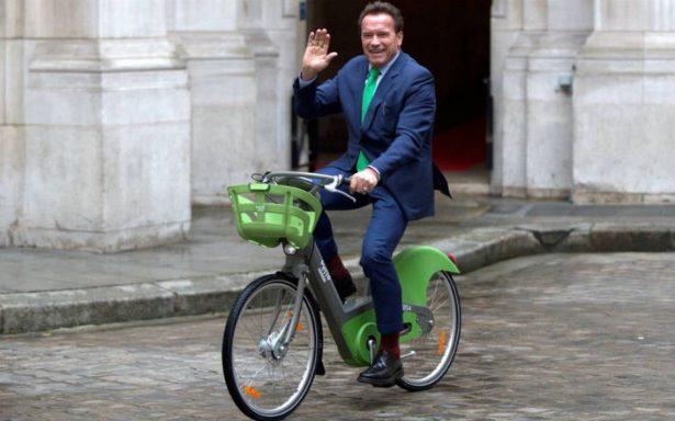 Schwarzenegger invita a Trump a unirse a la lucha contra el cambio climático