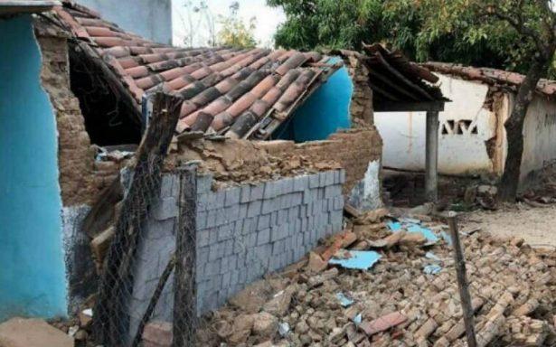 Edil de Pinotepa Nacional anunció el inicio del censo de viviendas afectadas por sismo