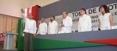 Jorge Lazo Pech asume la dirigencia estatal de la fundación Colosio