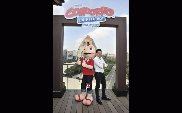 Omar Chaparro busca conquistar los reflectores en Hollywood