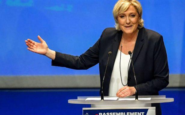 El Frente Nacional francés se llamará Reunión Nacional