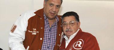Pieles Rojas homenajeó a Manuel Rodero