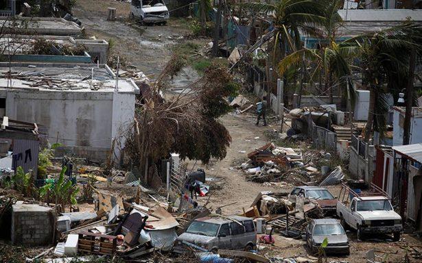 México se solidariza con Puerto Rico; enviará ayuda a afectados por huracán María