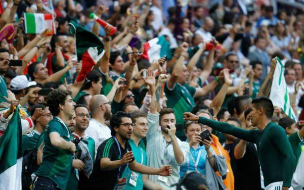 FIFA multa, otra vez, a México por famoso grito