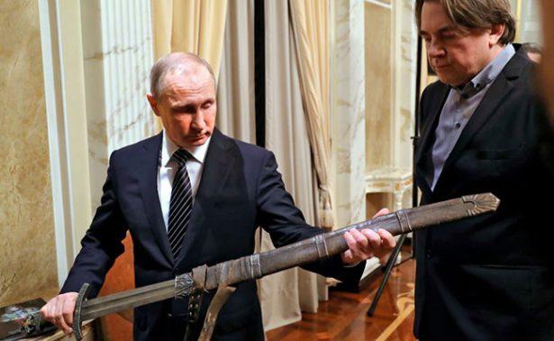 Rusia no expulsará a ningún diplomático de Estados Unidos: Putin