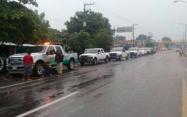 Alud sepulta viviendas en Pavencul; hay dos muertos