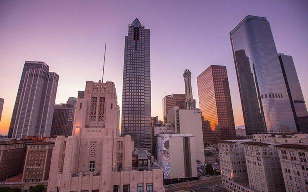 ¡Todos son bienvenidos a Los Ángeles, California!