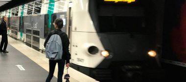 Bebé nace en tren en pleno corazón de París y ¡le regalan 25 años de viajes gratis!