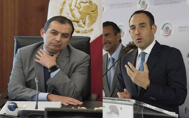 Calderonistas darán la batalla al líder del PAN, Ricardo Anaya