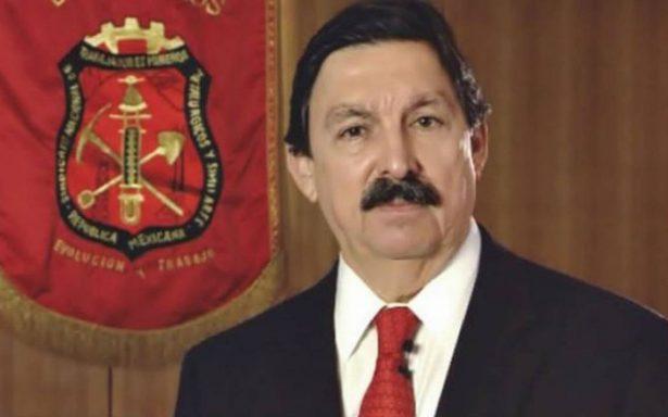 AMLO defiende postulación de Gómez Urrutia; es perseguido político, asegura