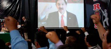 Gómez Urrutia llegará a México para registrarse como senador