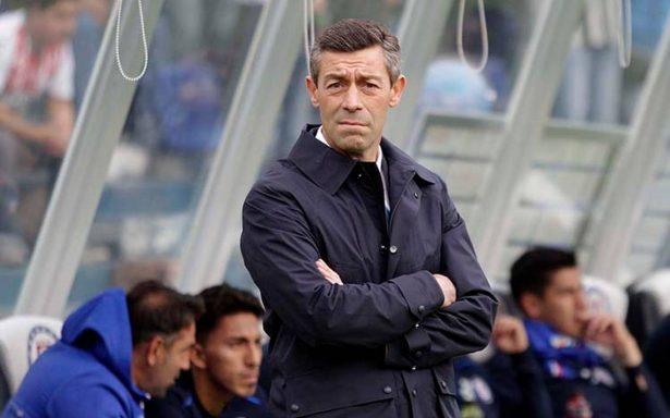 Cruz Azul eliminado de Copa no nos frustra: Caixinha