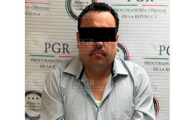 Cae El Tortillero, líder de célula armada del cártel de Los Beltrán Leyva