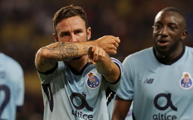 Porto golea al Mónaco con sus cuatro mexicanos en la cancha