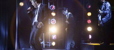 Descubre las primeras imágenes de la serie de Luis Miguel en Netflix