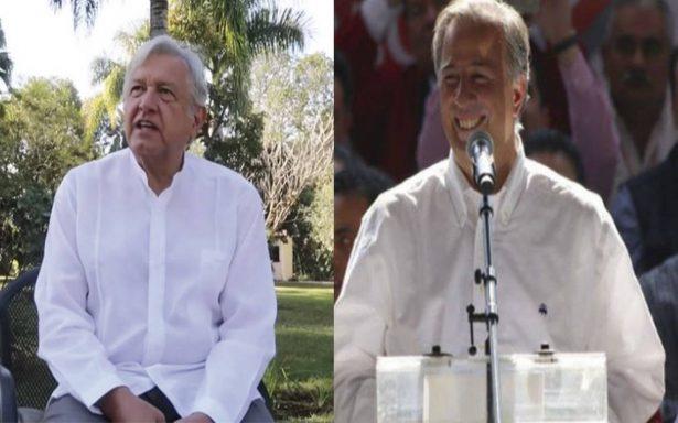 López Obrador y Meade, en empate técnico: encuesta