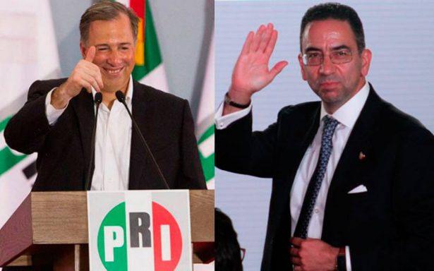 Voy con Meade, anuncia Javier Lozano tras renunciar al PAN