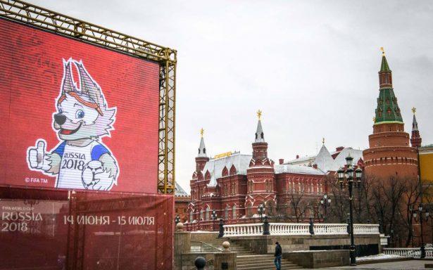 A 71 días de Rusia 2018 se han vendido 1.7 millones de boletos