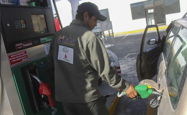 CRE afirma estabilidad en los precios de los combustibles