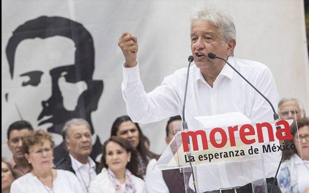 AMLO celebra el rumbo independiente de Margarita Zavala al 2018