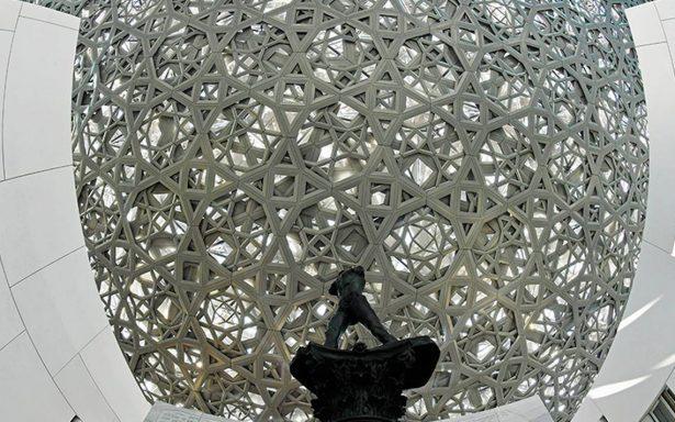 Un poco de París en Abu Dabi: listo el nuevo museo del Louvre
