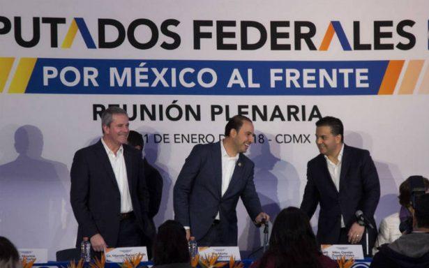 Anaya va a ganar el debate: Marko Cortés